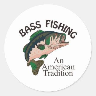 American Tradition Classic Round Sticker