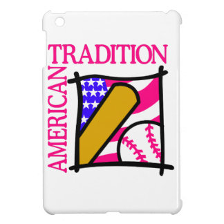 American Tradition iPad Mini Case