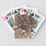 American Tree Sparrow Bicycle Card Decks