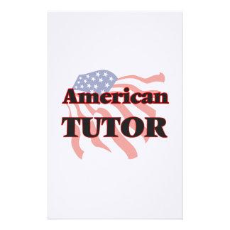 American Tutor Stationery