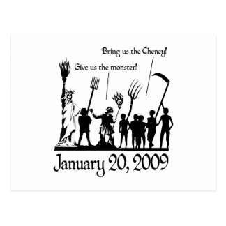 American Uprising Postcard