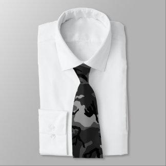 American Urban Subdued Camo Tie