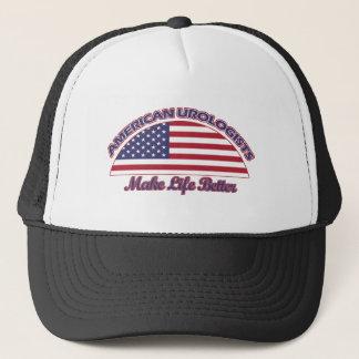 american urologists designs trucker hat