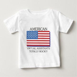 American VA Totally Rock Baby T-Shirt