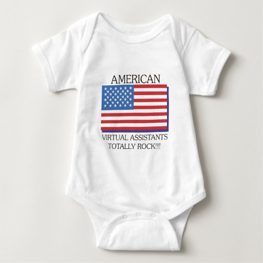 American VA Totally Rock T Shirts