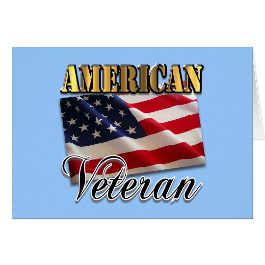 American Veteran Apparel and Gifts Card