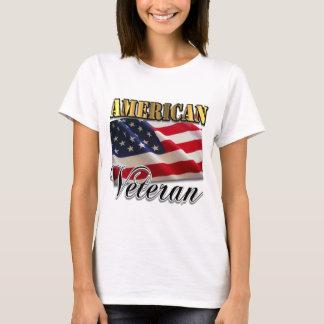 American Veteran Apparel and Gifts T-Shirt
