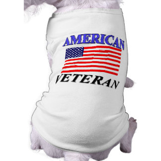 American Veteran Gifts and Merchandise Tee