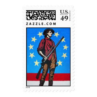 American Veteran Stamp