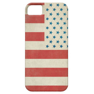 American Vintage Civilian Flag Case-Mate Case iPhone 5 Covers