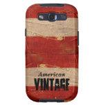 American Vintage Galaxy SIII Cases