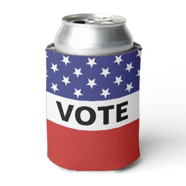 American Vote Can Cooler