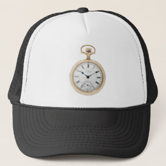 American Waltham Model 83 Pocket Watch Trucker Hat