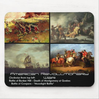 American Wars (1) Mouse Pad