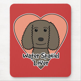 American Water Spaniel Lover Mouse Pad