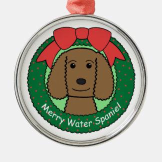 American Water Spaniel Ornament