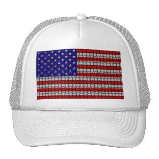 American Weave Trucker Hat