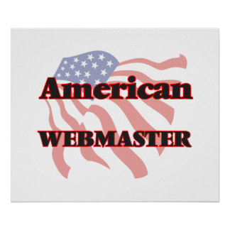 American Webmaster Poster