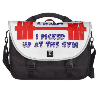 American Weightlifting Habit Bags For Laptop