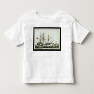 American Whaler, engraved by Nathaniel Currier Shirt
