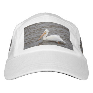 American White Pelican In Breeding Condition Hat