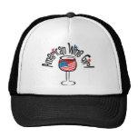 American Wine Girl Hats