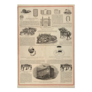 American Wire Works Poster