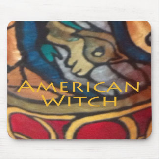 American Witch Mousepad