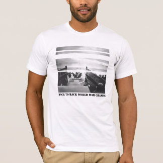 American World War record T-Shirt