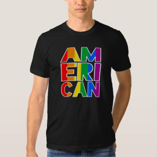 American Youth Pride Tee Shirt