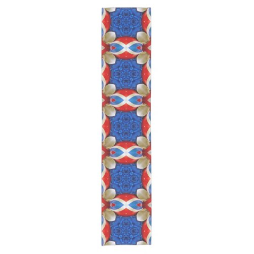 Americana 12 Short Table Runner