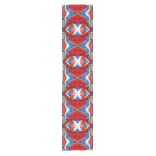 Americana 13 Short Table Runner