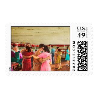 Americana - 1942 - el Social de la danza Sello