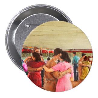 Americana - 1942 - The dance Social Pinback Buttons