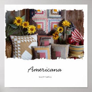 Americana 2 poster