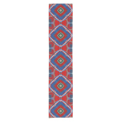 Americana 3 Short Table Runner