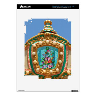 Americana - Amusement decor Decal For iPad 3