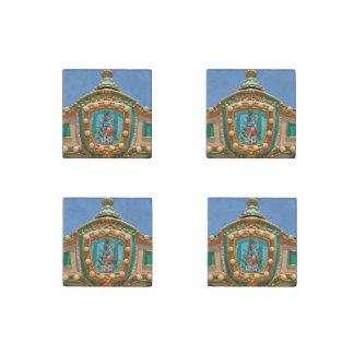Americana - Amusement decor Stone Magnet