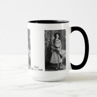 Americana:  Annie Oakley Mug