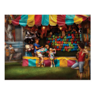 Americana - At the country fair Postcard