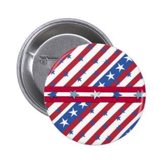 Americana Button