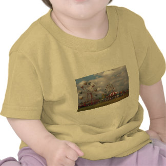 Americana - carnaval que viaja camiseta