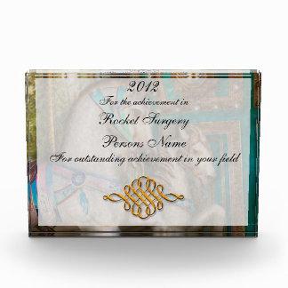 Americana - Carousel beauties Acrylic Award