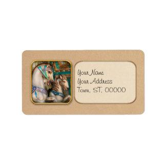 Americana - Carousel beauties Label
