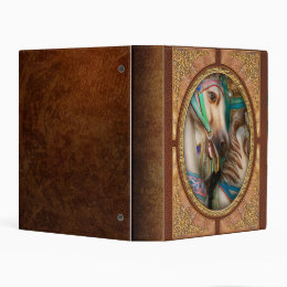 Americana - Carousel beauties Mini Binder