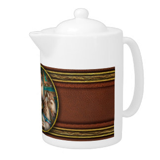 Americana - Carousel beauties Teapot