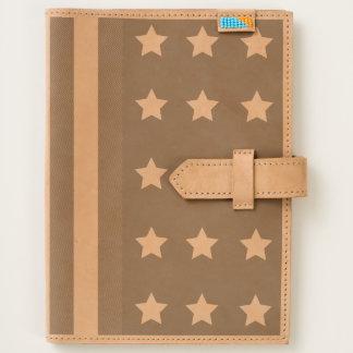 Americana Custom Leather Journal
