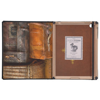 Americana - Emotional baggage Cover For iPad
