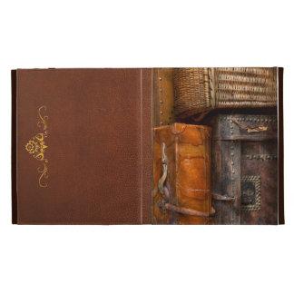 Americana - Emotional baggage iPad Folio Covers