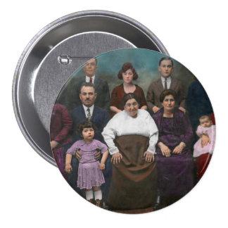 Americana - ésta es mi familia 1925 pin